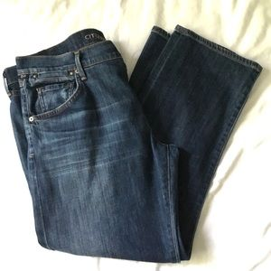 Citizens of Humanity Dylan Cropped Jeans 31